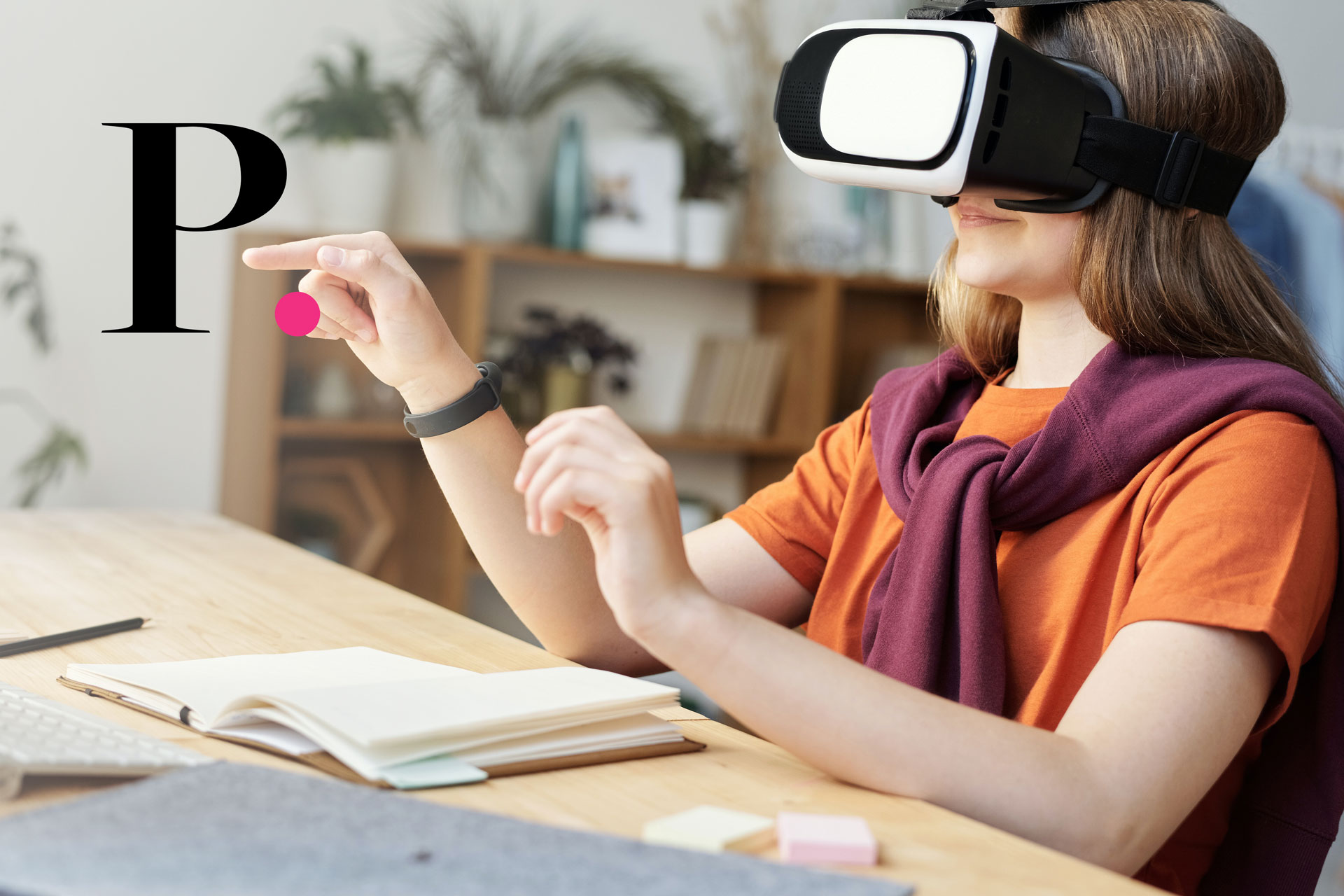 Mixed reality in education