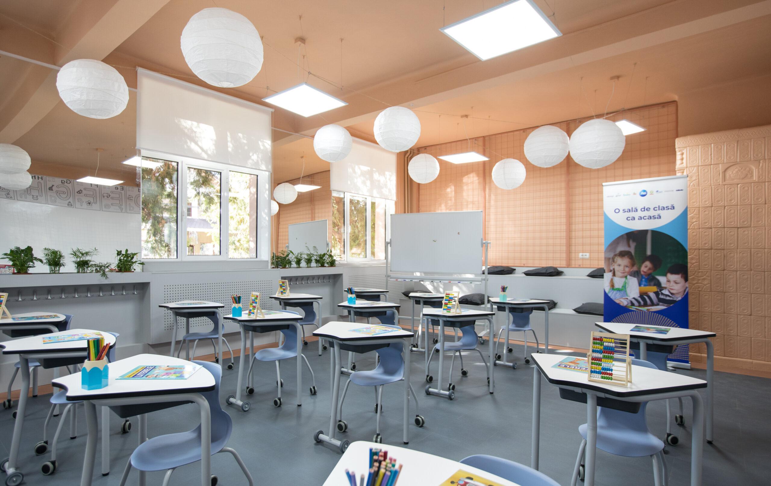 Smart Classrooms Flexibility